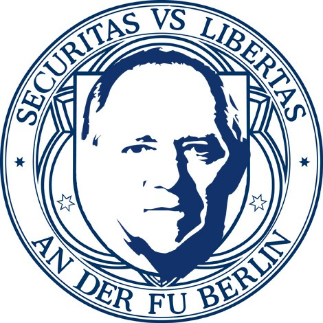 Securitas vs. Libertas: Schäuble an der FU Berlin