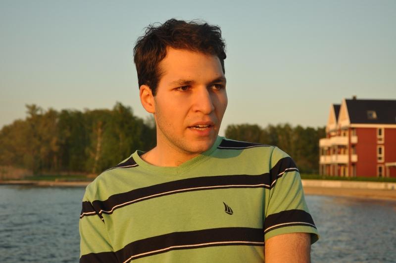 Julian Senders ist 20 Jahre alt und studiert im vierten Semester Jura. Er ist Vorsitzender des Ring Christlich-Demokratischer Studenten an der FU. Foto: Julian Senders