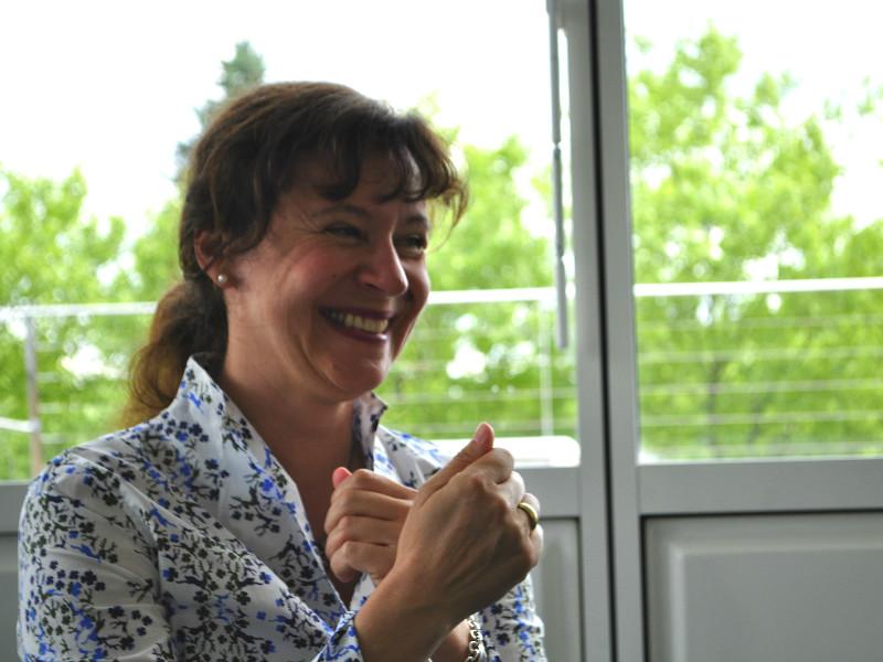 Seit 2011 an der Freien Universität: Claudia Olk. Foto: Christoph Friedrich