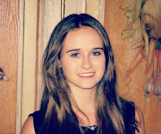 Annina studiert BWL im ersten Semester. Foto: privat