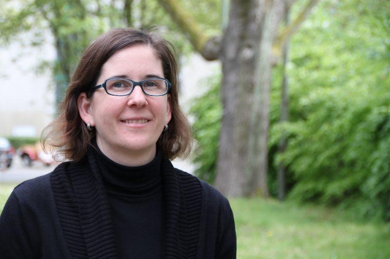 Carola Richter kritisiert deutsche Medien für ihre Berichterstattung zum Islam. Foto: Anke Schlieker