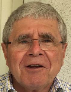 Martin Wiegmann studierte von 1963 bis zum Examen 1968 Volkswirtschaft