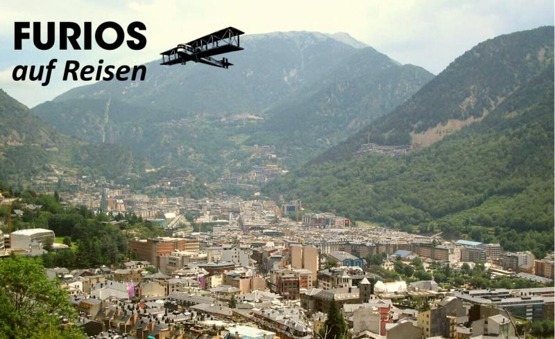 Zwischen Bergen eingekesselt: Andorra. Foto: Alexandra Brzozowski