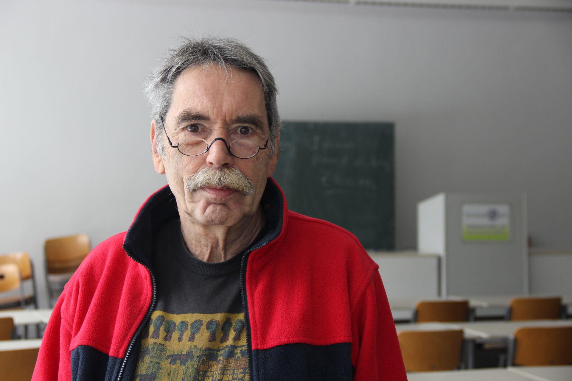 Karl-Friedrich Bartz (75)
