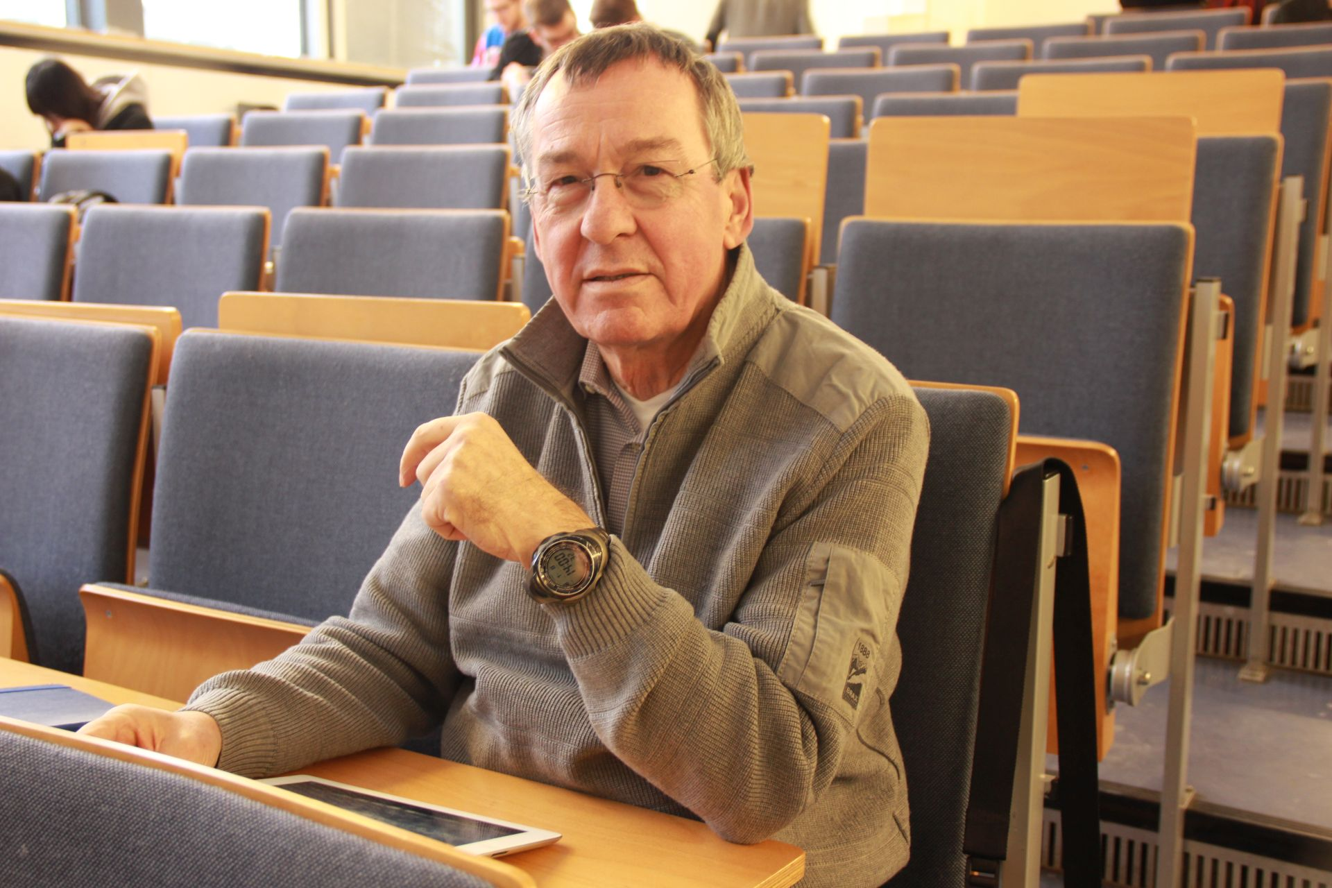 Gottlieb Spandl (66)