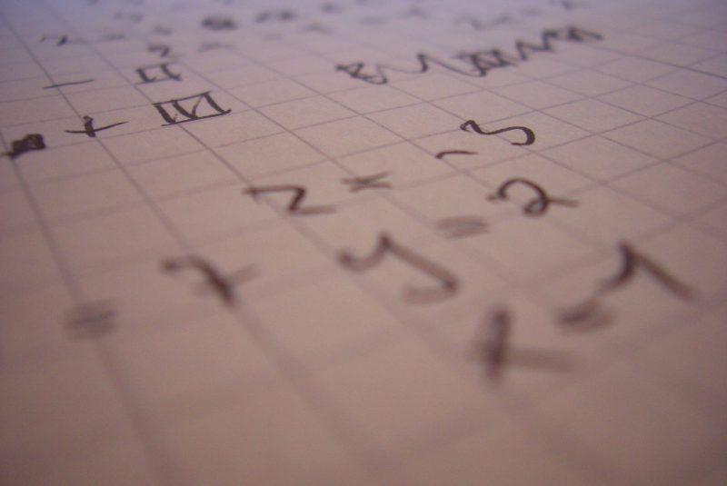 Im Formelknacken schneiden Hauptschüler besonders schlecht ab. Bild: Flickr, Jumini (CC BY-NC-ND 2.0)