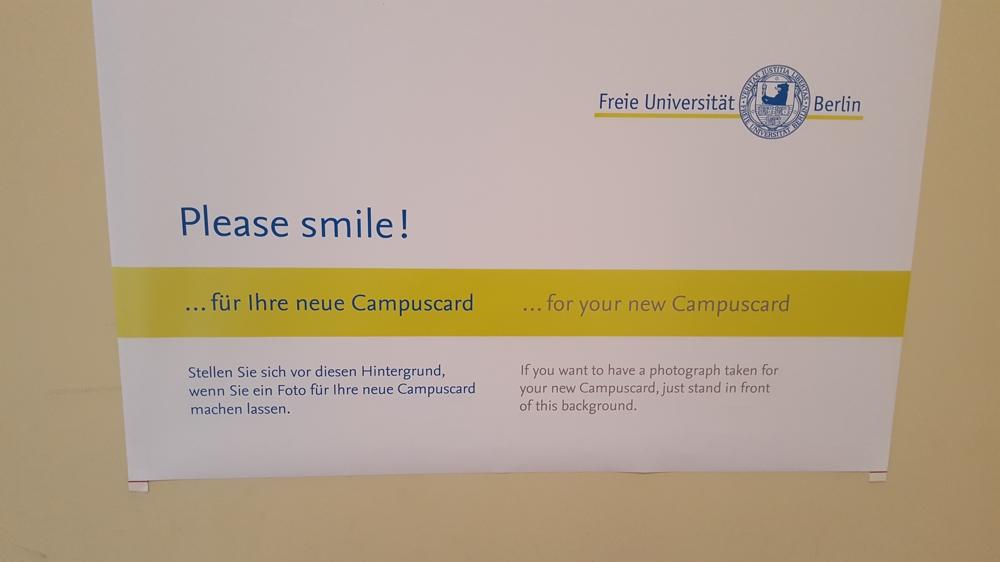 xBitte lächeln - aber nur, wenn ihr wollt. (Foto: Silvia Bartel)